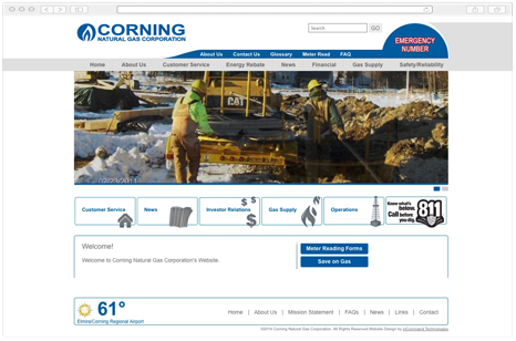 Corning Natural Gas